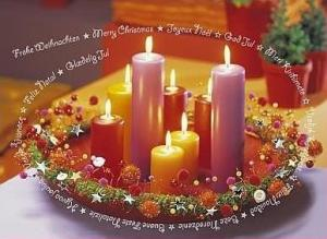 Feliz Natal Mineirinha n'Alemanha